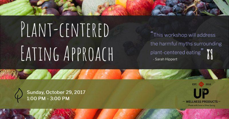 Plant Centered Eating Workshop