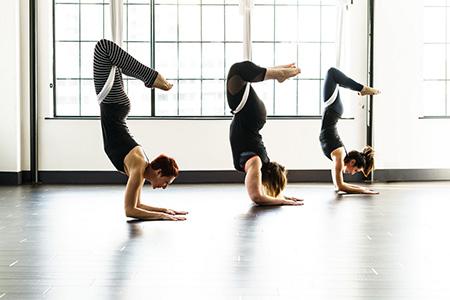 UP Aerial Yoga
