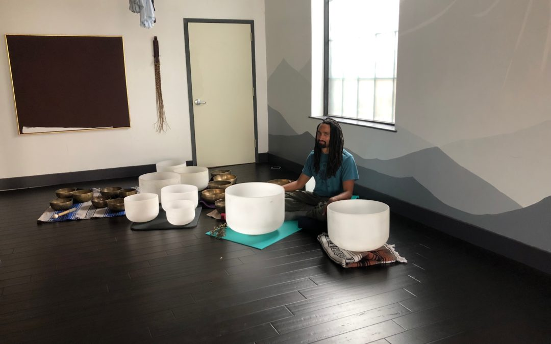 Sound Healing Meditation | August 3, 2019